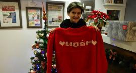 Sweter dla Jurka Owsiaka i WOŚP