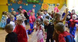 Bal karnawałowy przedszkolaków św. Rodziny