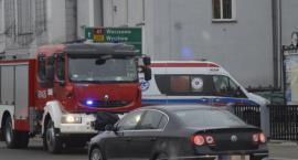 Wypadek przy Placu Teatralnym