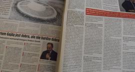 Konferencja prasowa na temat artykułów o szpitalu zamieszczonych w PGP!