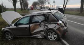 Jedna osoba poszkodowana w wypadku w Skoroszach