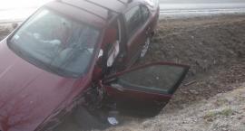 Wypadek w Karniewku