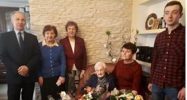100 lat Pani Zofii Nałęcz