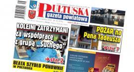 We wtorek, w 16 numerze Pułtuskiej Gazety Powiatowej