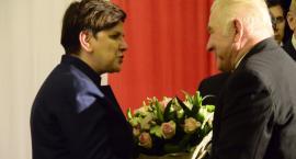 Beata Szydło spotkała się z seniorami powiatu pułtuskiego