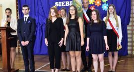 Pożegnanie maturzystów w Ruszkowskim
