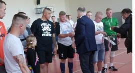 Finał Miejsko – Powiatowej Halowej Ligi Piłki Nożnej
