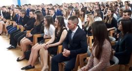 Pożegnanie maturzystów w Golądkowie