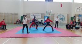 Zawodnicy Semiramidy na mistrzostwach  kickboxingu