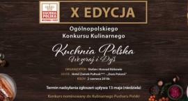 """""""Kuchnia Polska Wczoraj i Dziś"""" wraca do Pułtuska"""