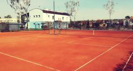 Ruszył sezon tenisowy na kortach MOSiR
