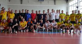 Halowy Turniej Piłki Siatkowej o Puchar Ministra Środowiska Henryka Kowalczyka