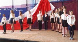 Patriotyczny apel w ZPO w Winnicy