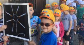 Antynikotynowy marsz przedszkolaków
