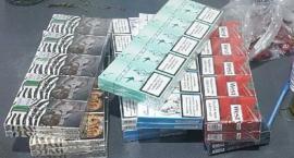 Kryminalni zabezpieczyli tysiące nielegalnych papierosów