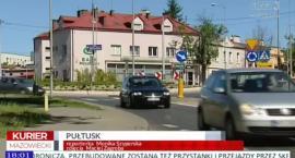 O nowym wariancie obwodnicy w Kurierze Mazowieckim