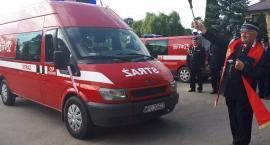 Strażacy z Pękowa mają nowy wóz