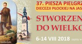 Biskup Płocki zaprasza na pieszą pielgrzymkę na Jasną Górę
