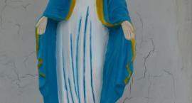 Kapliczka w Winnicy odnowiona