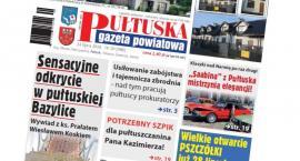 W 30 numerze Pułtuskiej Gazety Powiatowej