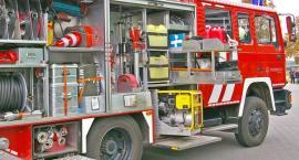 Alarm pożarowy w Domu Polonii