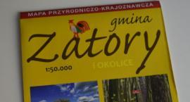 Mapa gminy Zatory