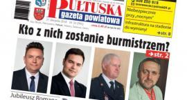 W 34 numerze Pułtuskiej Gazety Powiatowej