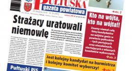 W 35 numerze Pułtuskiej Gazety Powiatowej
