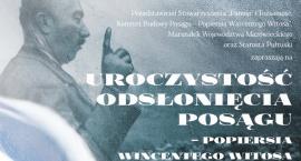 Uroczystość odsłonięcia popiersia Wincentego Witosa - ZAPROSZENIE