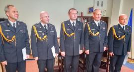 Komendant Maciej Piątek mianowany