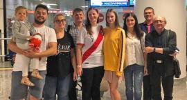 Małgorzata Białczak wróciła do Polski!