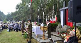 Patriotyczna niedziela w Zambskach Kościelnych - mieszkańcy oddali hołd