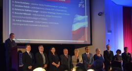 Inauguracja kampanii PiS