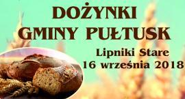 Dożynki gminy Pułtusk już jutro!