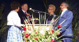 Gminno – parafialne dożynki w Szyszkach