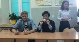 Goście z Japonii