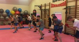 Mazowiecka kadra boksu w Semiramidzie