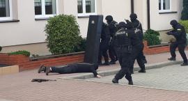 Ewakuacja w ZPO w Winnicy