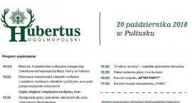 Ogólnopolski Hubertus w tym roku w Pułtusku