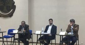 Trwa debata kandydatów na burmistrza Pułtuska