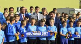 Minister sportu obiecał wsparcie