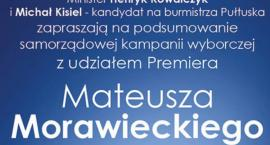 Premier Mateusz Morawiecki jutro w Pułtusku