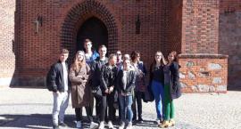 Uczniowie LO  na europejskiej Nocy Naukowców