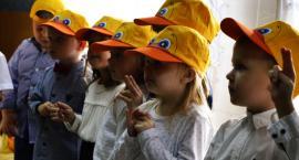 Ślubowanie i pasowanie w przedszkolaków miejskiej Czwórki