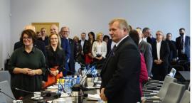 Uroczyste zakończenie V kadencji samorządu Powiatu Pułtuskiego
