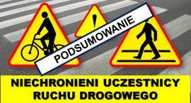 Niechronieni uczestnicy ruchu drogowego – podsumowanie