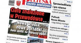 W jutrzejszym, 49 numerze Pułtuskiej Gazety Powiatowej
