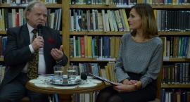 Spotkanie z poetą Ziemi Ciechanowskiej Zdzisławem Zembrzyckim