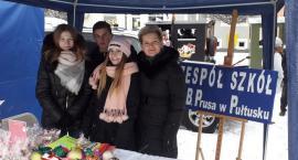 Wolontariusz z Prusa ruszają z pomocą osobom starszym