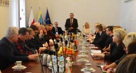 Noworoczne spotkanie z burmistrzem Wojciechem Gregorczykiem